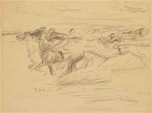 Otto Dill (1884-1957), Horse