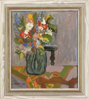 L. Logerman, Swedish painter