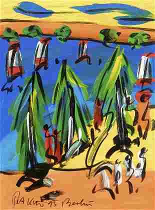 Peter Robert Keil (*1942), Ge