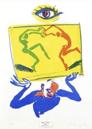 Helge Leiberg (*1954), contem
