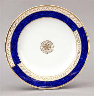 Plate, KPM Berlin, c. 1780-180