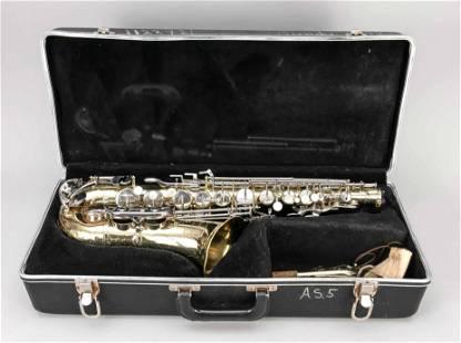 Alto saxophone, Selmer Bundy II (