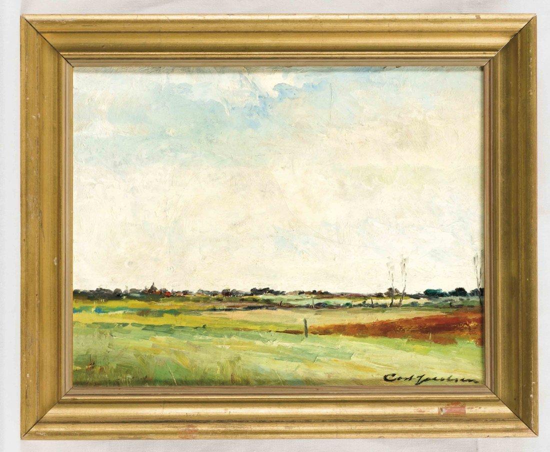 Cort Jacobsen (*1911), dänischer Landschaftsmaler,