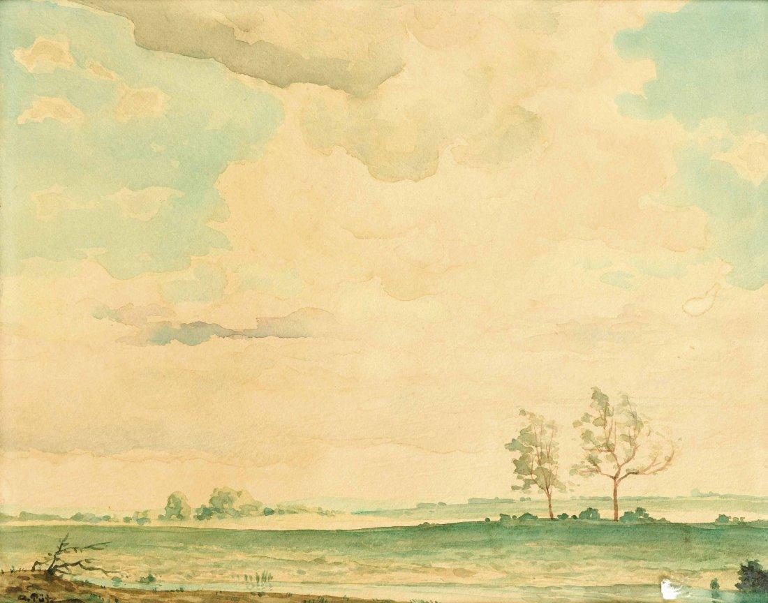 Albert Pütz (1886-1962), Düsseldorfer Maler und