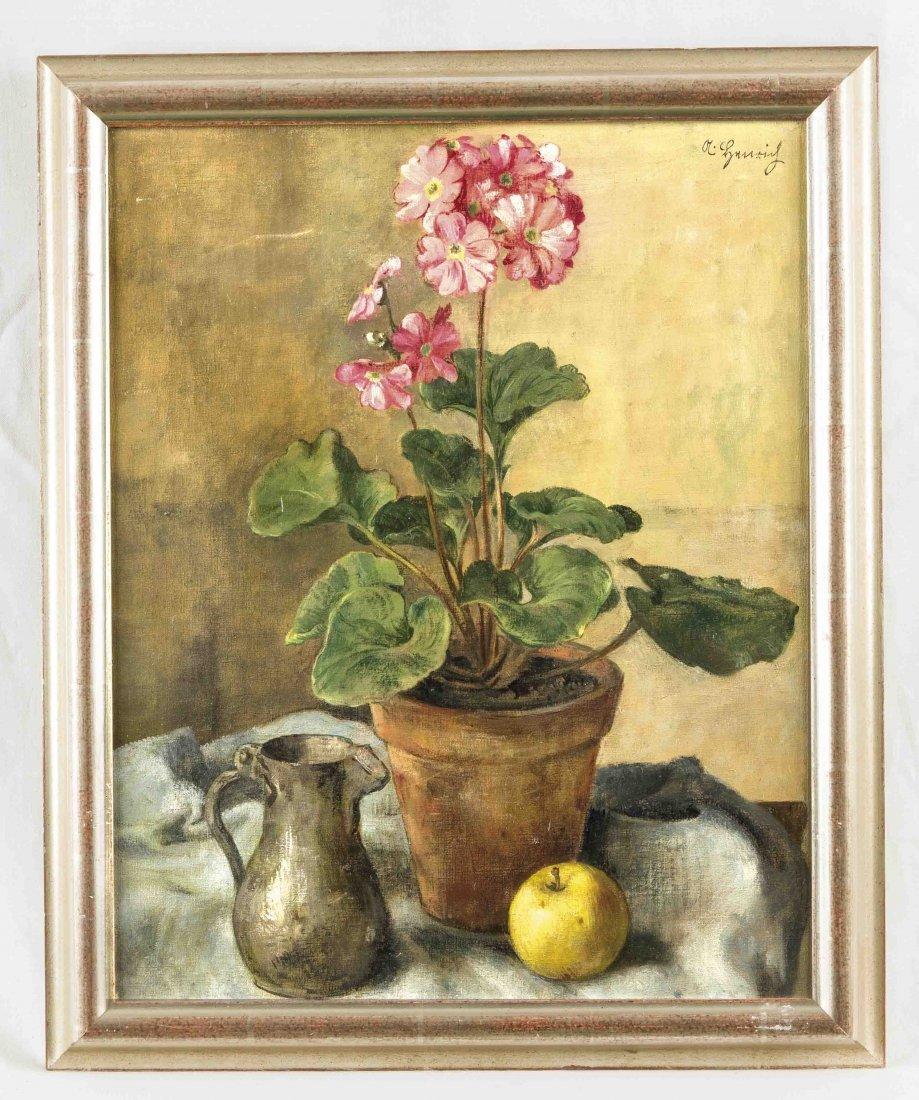 Albert Henrich (1899-1971), Düsseldorfer Landschafts-,