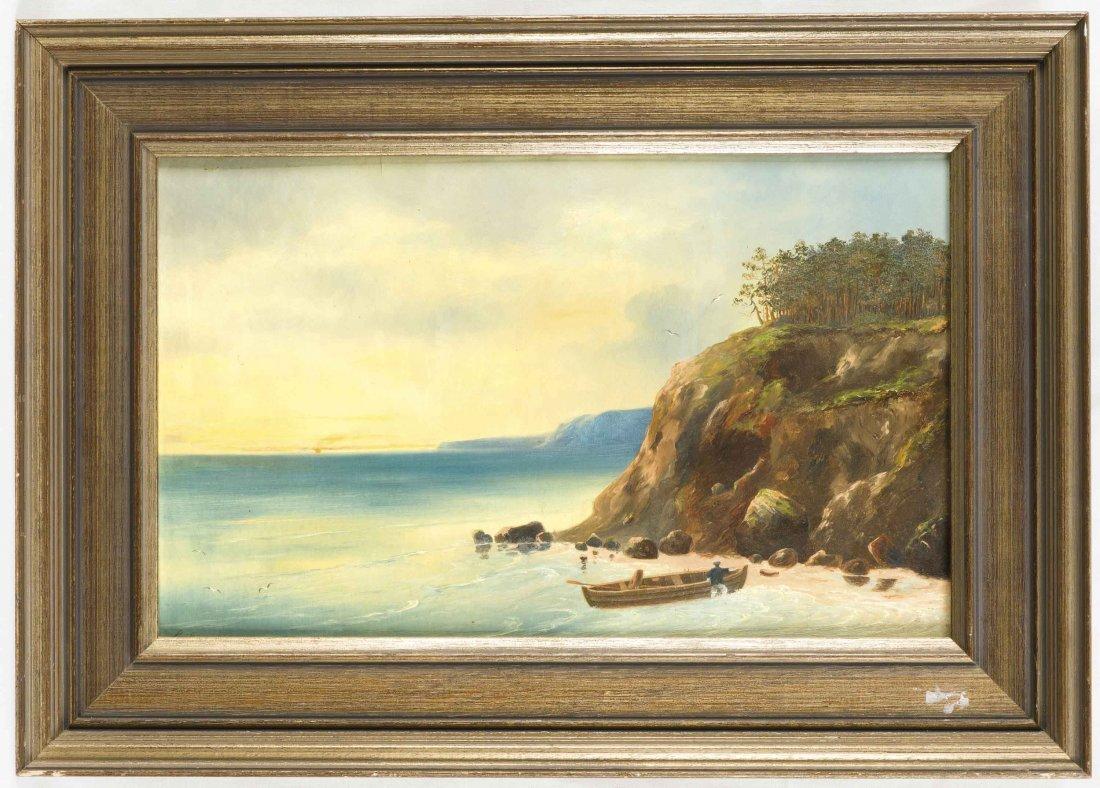 E. Ganschow, deutscher Landschaftsmaler um 1900,