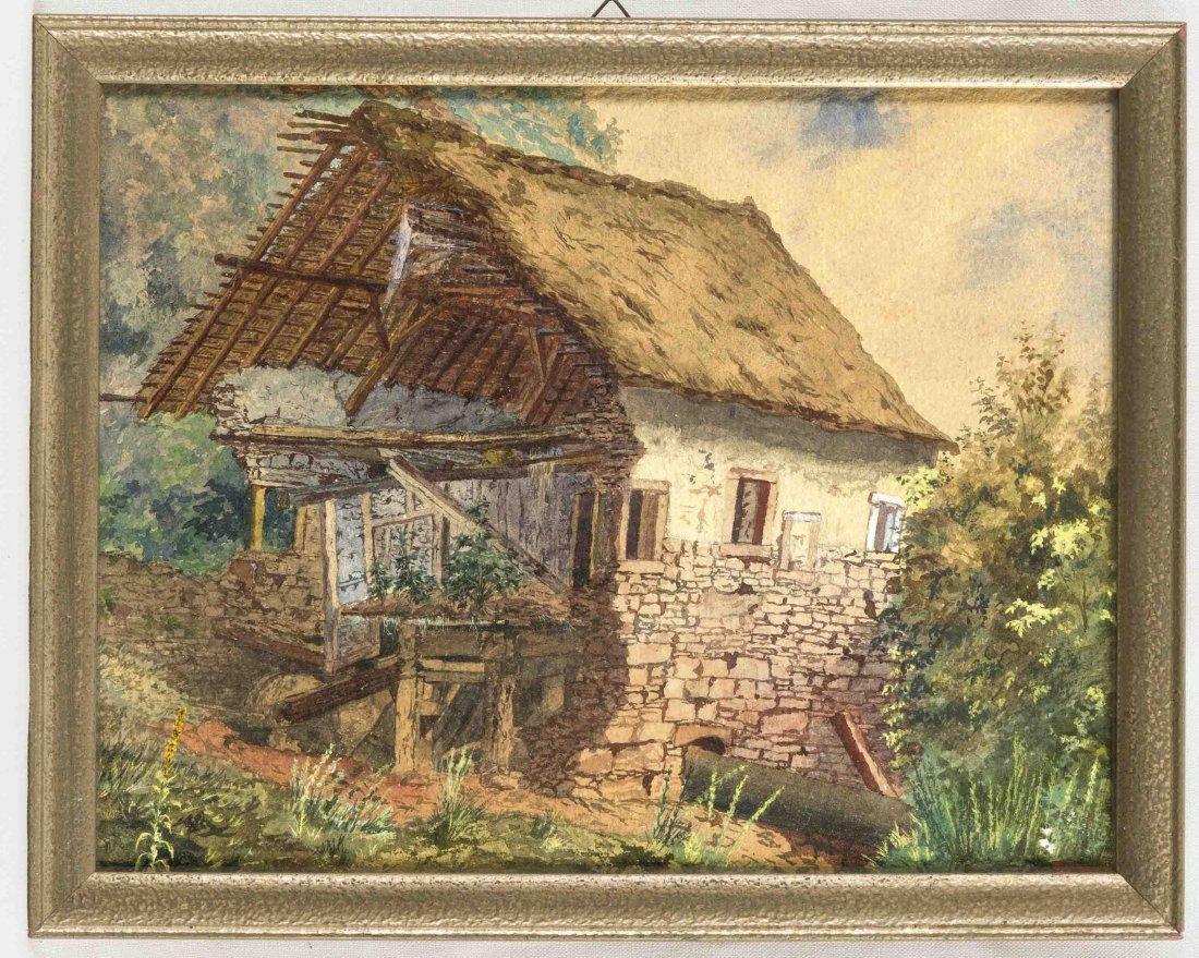 Det(t)loff, Richard, dt. Marine- und Landschaftsmaler,