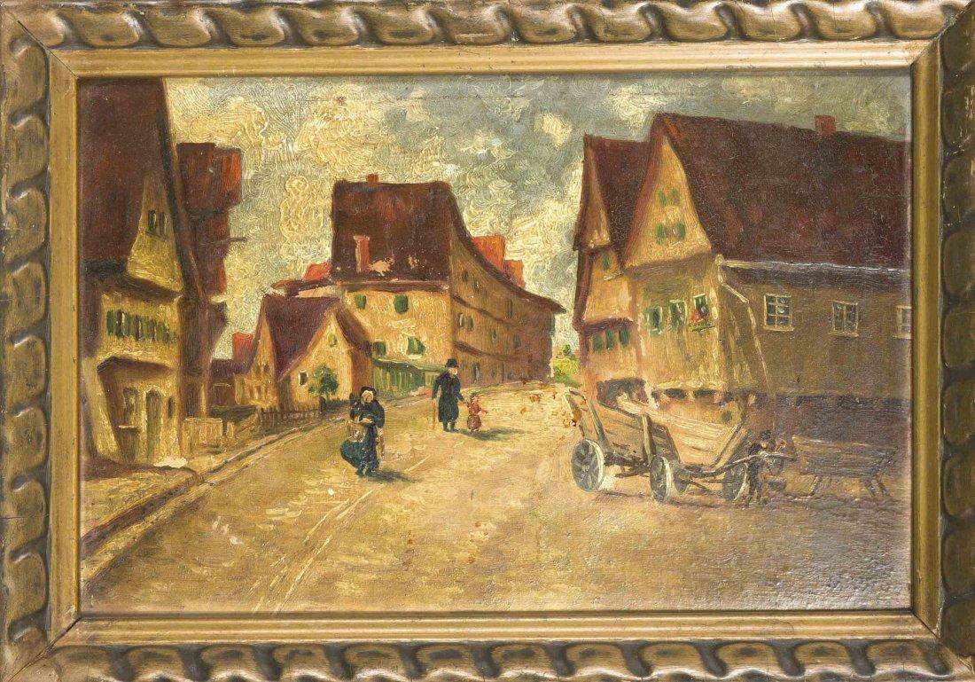 Mohr, H., süddt. Landschaftsmaler 1. Hälfte 20. Jh.,