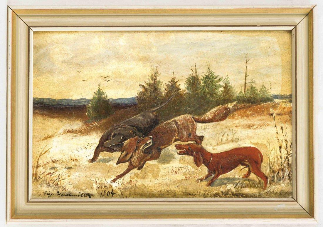 Werthmöller, Eugen, Düsseldorfer Jagd-, Tier- und