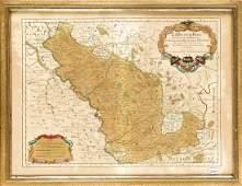 Jean Covens u Corneille Mortier Kartografen d 18