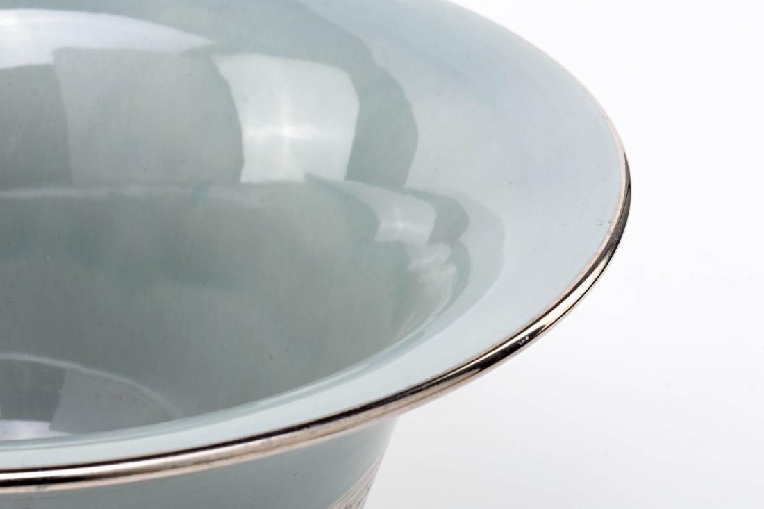 Gio Ponti Milán 1891 - 1979.  Vase Polychrome and