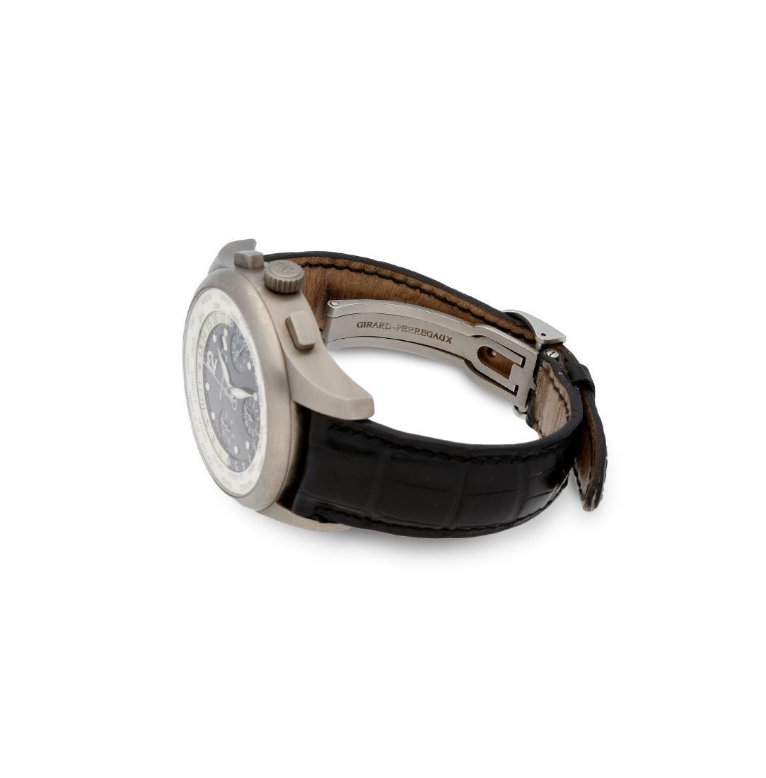 Girard-Perregaux, World Time Chronograph, Wristwatch - 2