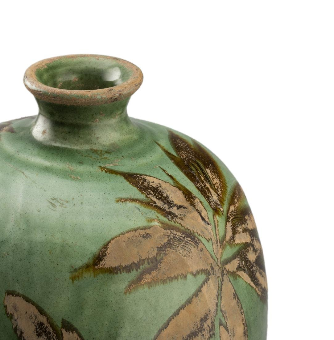 Chinese vase of Song style in porcelain stoneware, 20th - 2
