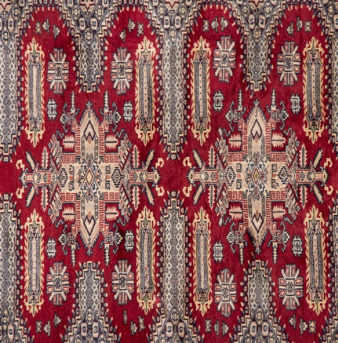 Oriental carpet in wool and silk, second half of the - 2