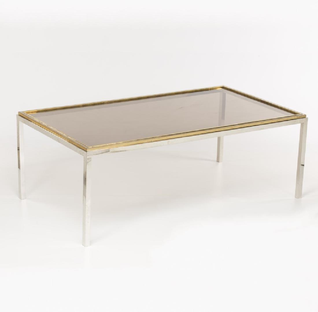 "Dining table in the style of the ""Flaminia"" table by"