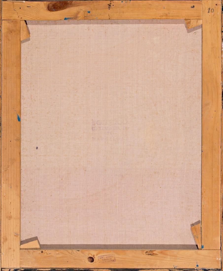 Albert Ràfols Casamada, Untitled, Oil on canvas - 2