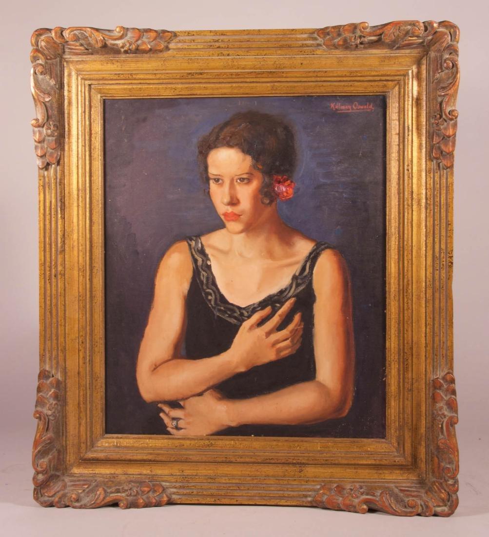 Portrait of a Spanish Woman