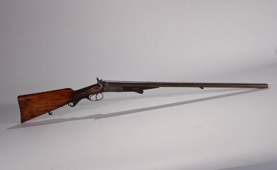 Miller & Val. Greiss of Munich Hunting Gun