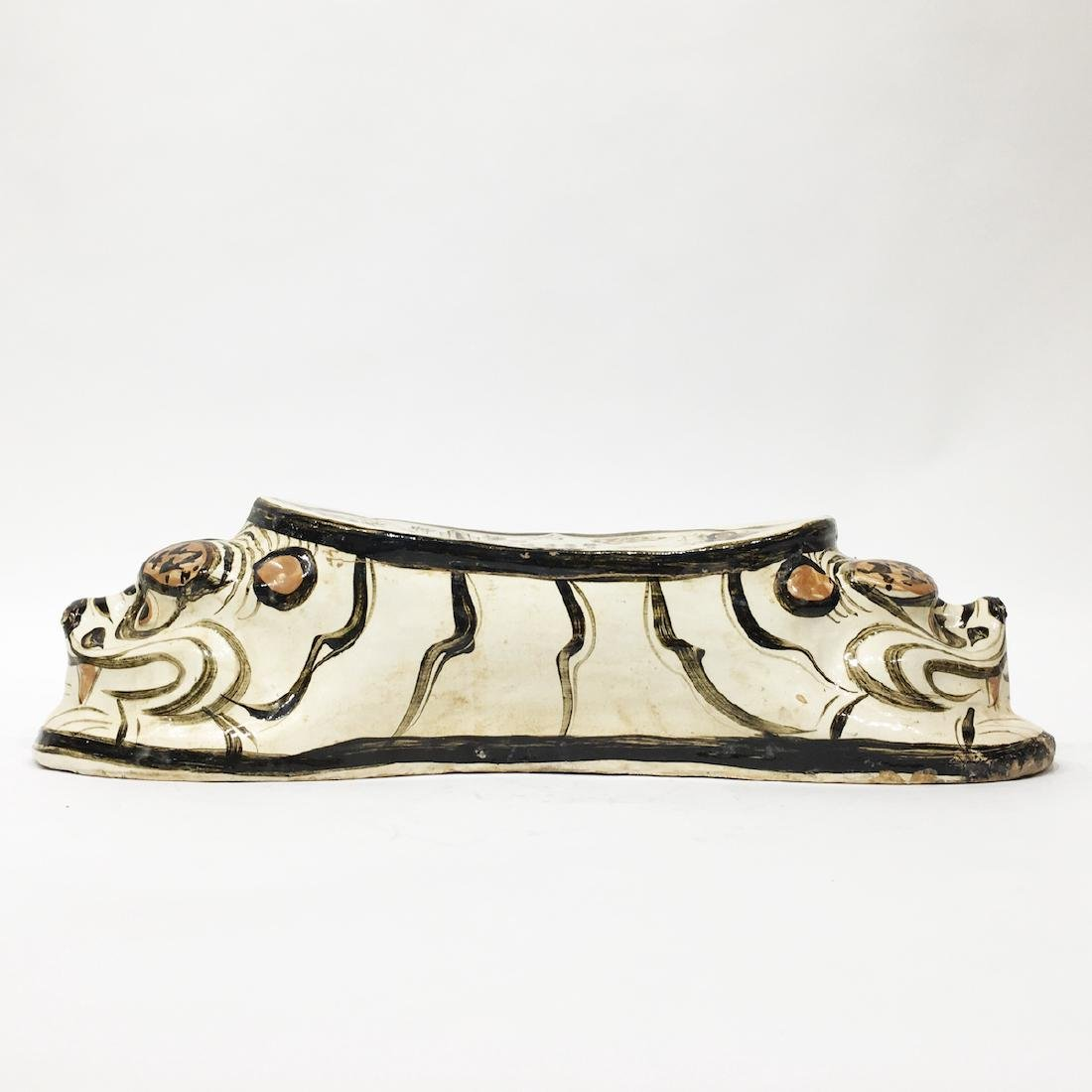 A Chinese Chi-chou Ceramic Pillow - 2