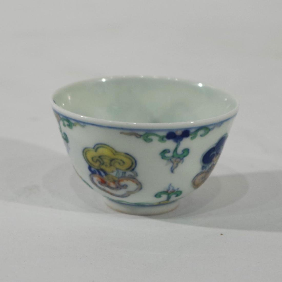 Small Chinese Porcelain Cup