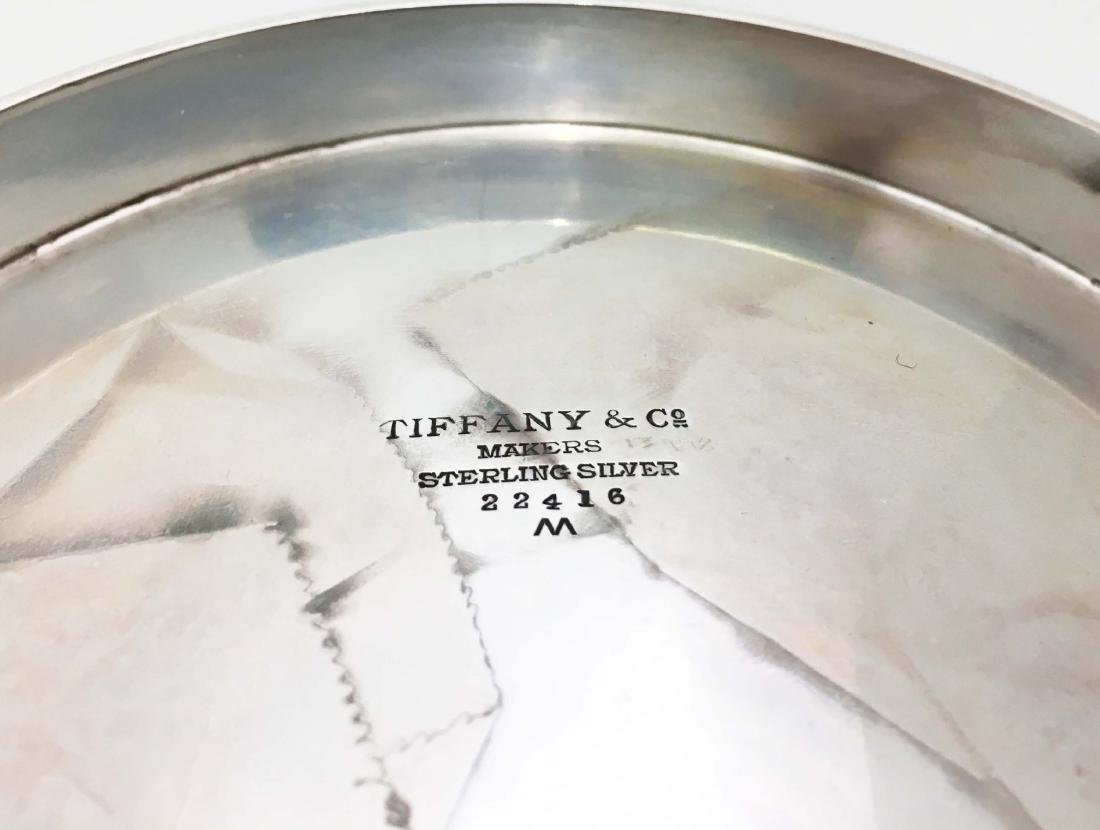 A Tiffany Sterling Silver Centerpiece - 4