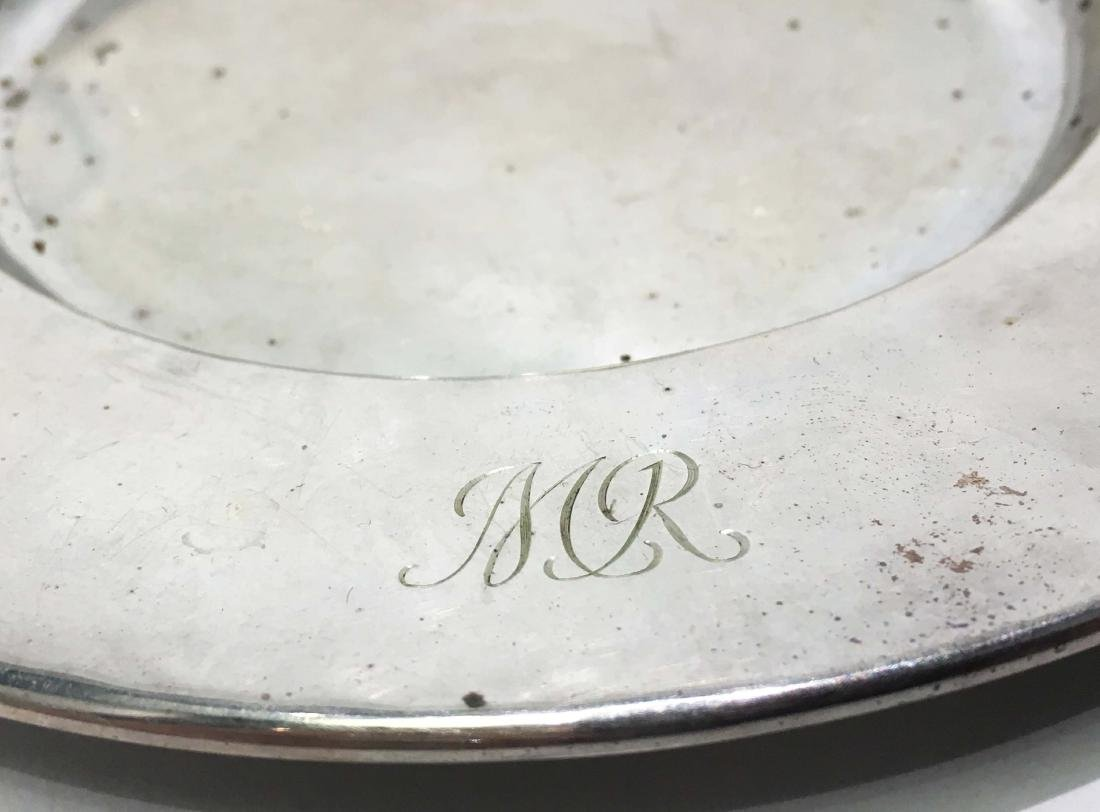 A Group of Sterling Silver Dishes - 2