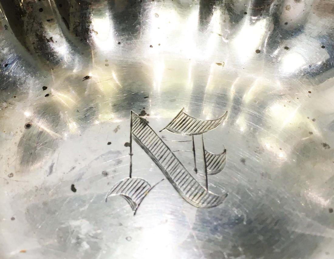 A Group of Sterling Silver Dishes - 3