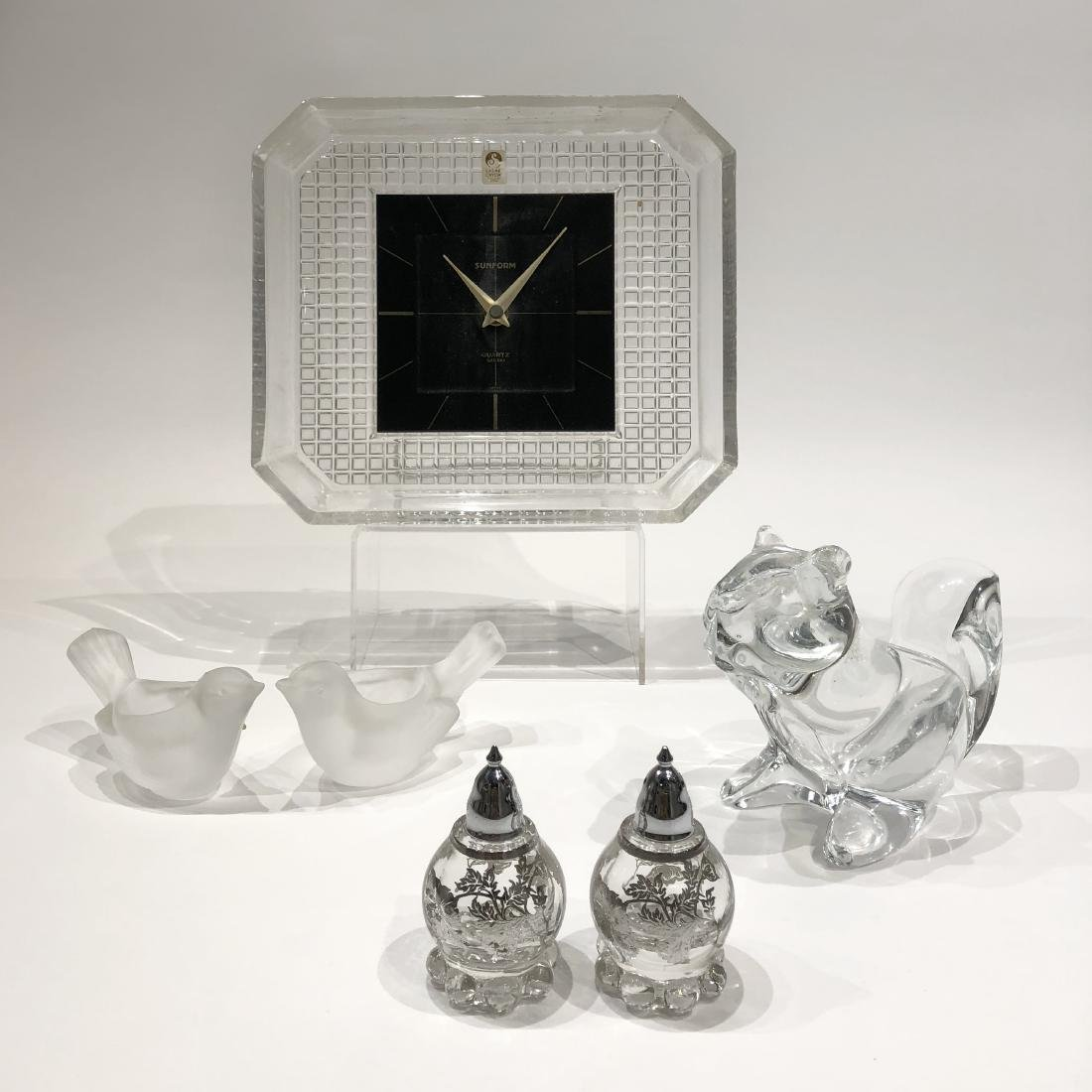 Japanese Sasaki Crystal Objects