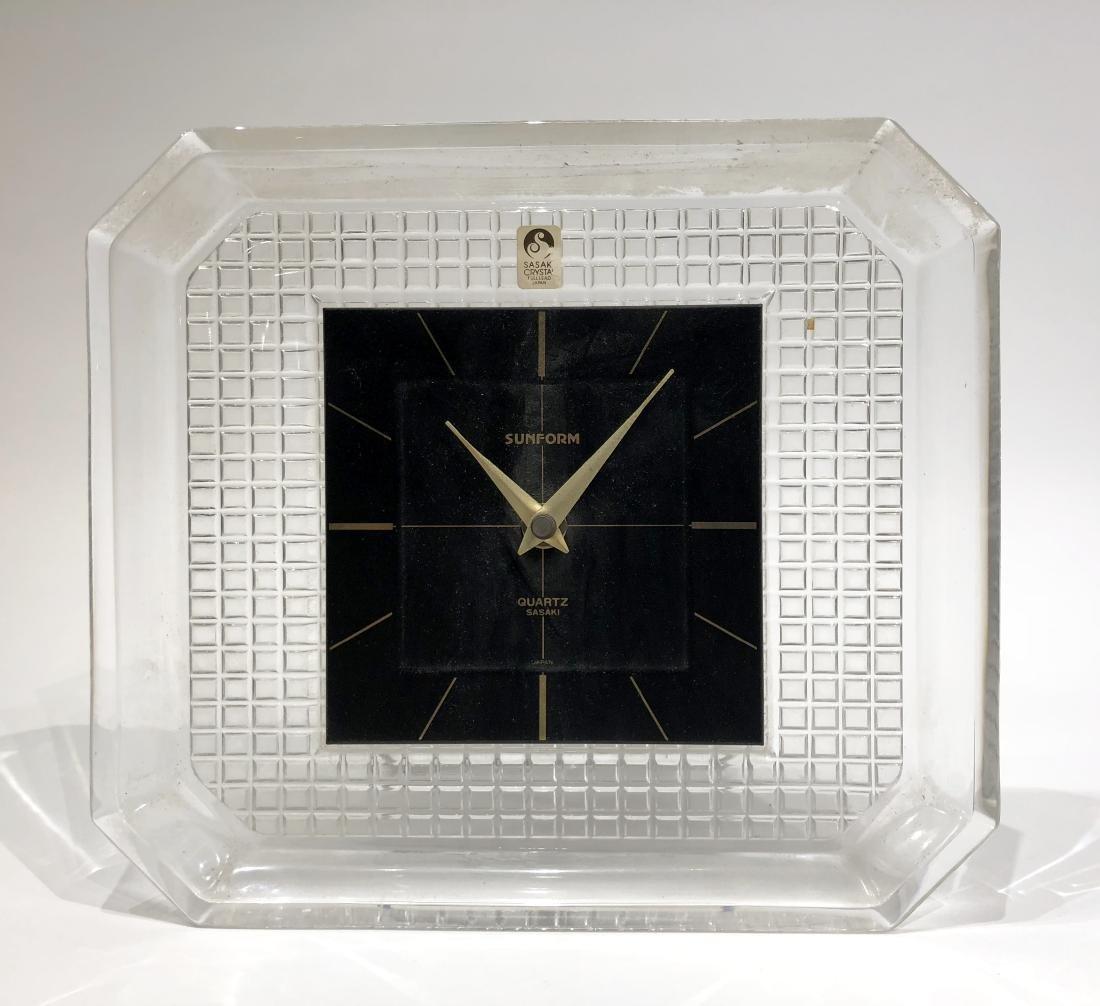 Japanese Sasaki Crystal Objects - 2