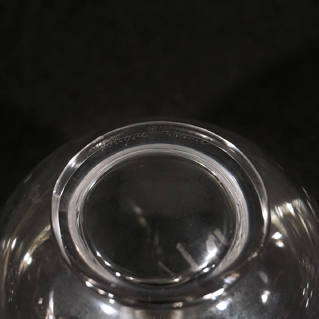 Five Glass/Crystal Perfume Bottles - 3
