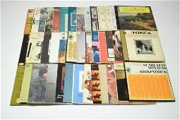 A lot of 42 Vinyl LPs Classical NO RESERVE