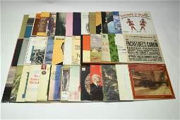 A lot of 46 Vinyl LPs Classical NO RESERVE