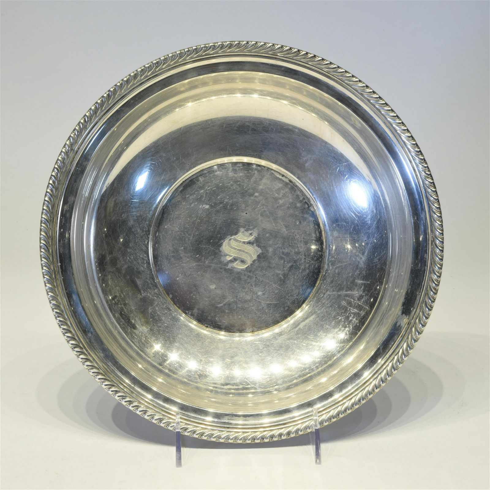Large Gorham Sterling Silver Bowl
