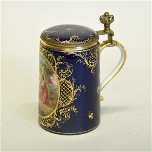 Royal Vienna Porcelain Stein