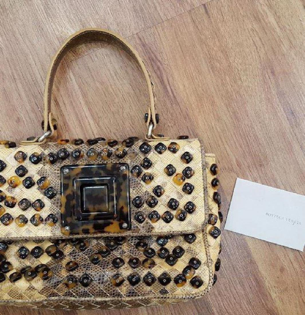 Authentic Bottega Veneta LE Designer Luxury Handbag