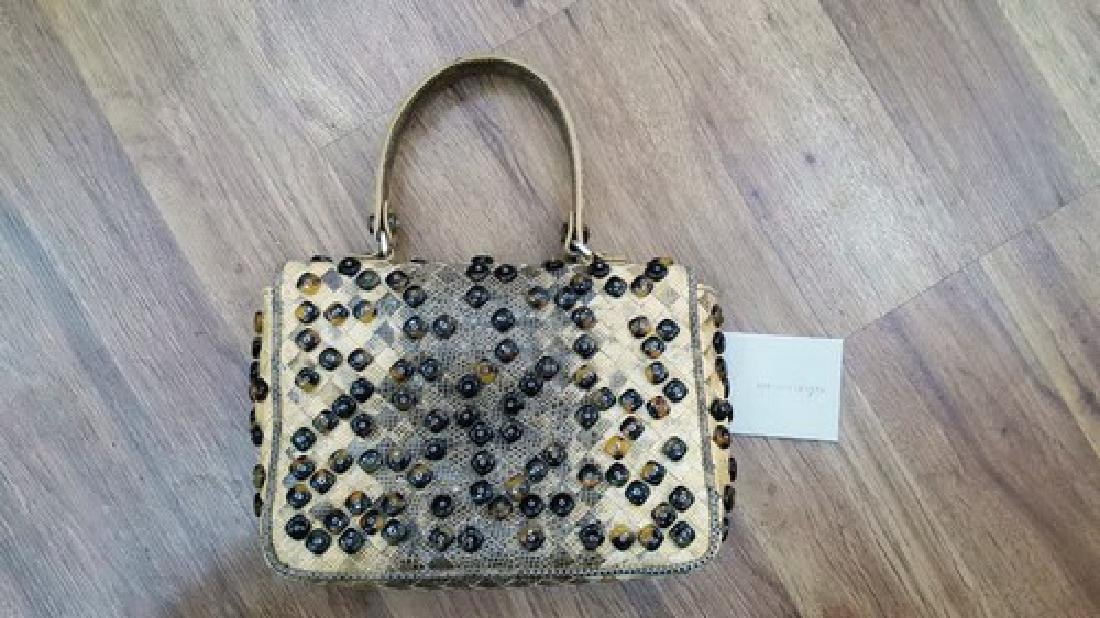 Authentic Bottega Veneta LE Designer Luxury Handbag - 4