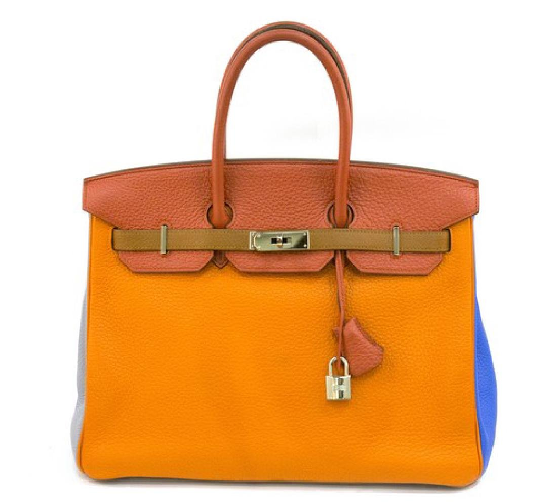 Hermes Birkin 30 Multi-Color