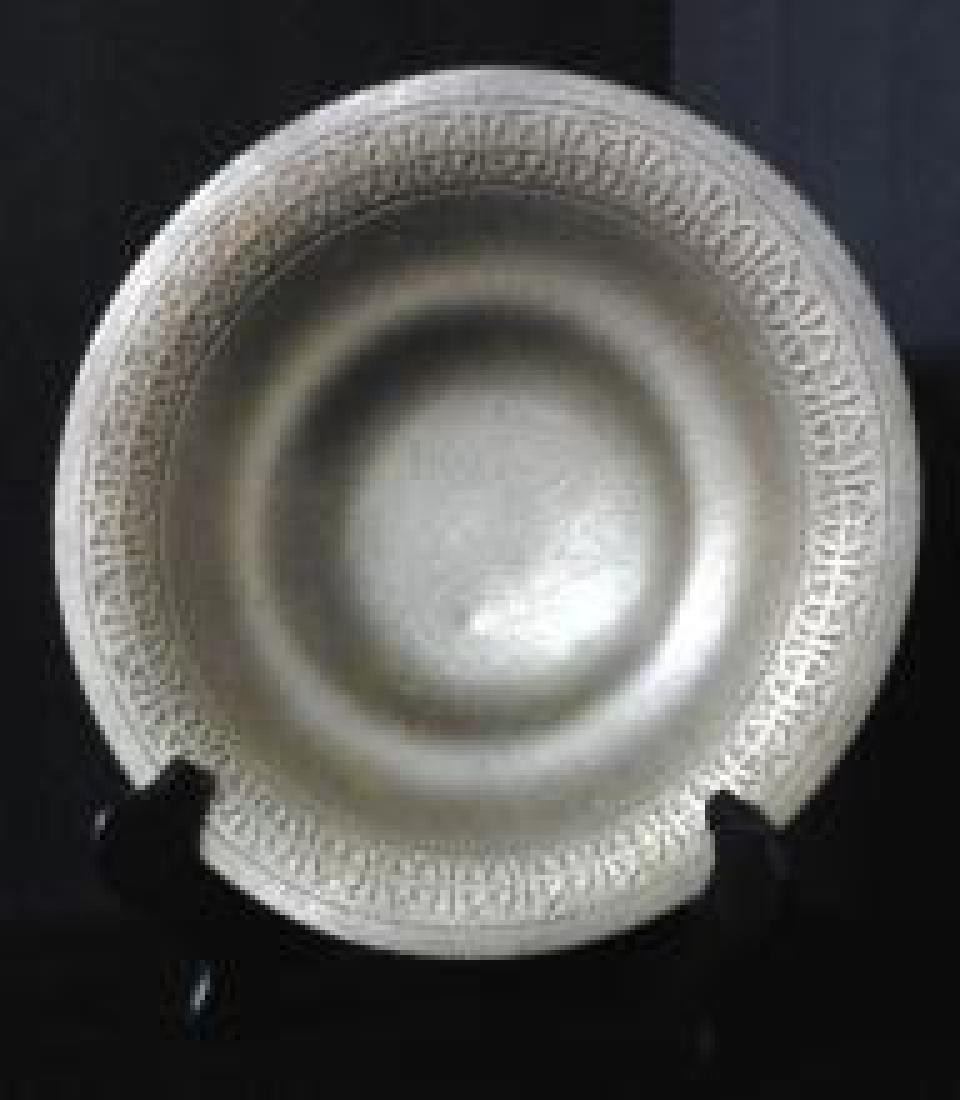 Antique Bronze Tiffany Plate c1907