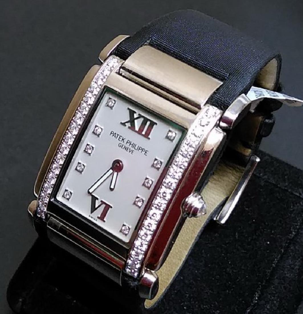 18K Gold & Diamond Patek Philippe Watch