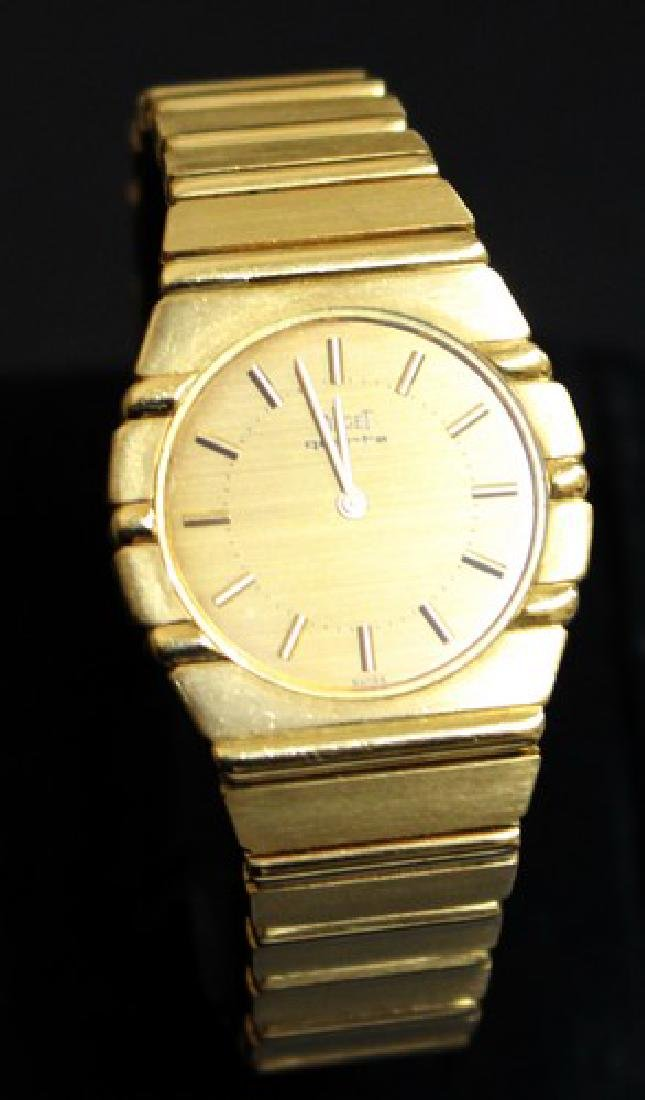 18K Gold Piaget Polo Watch