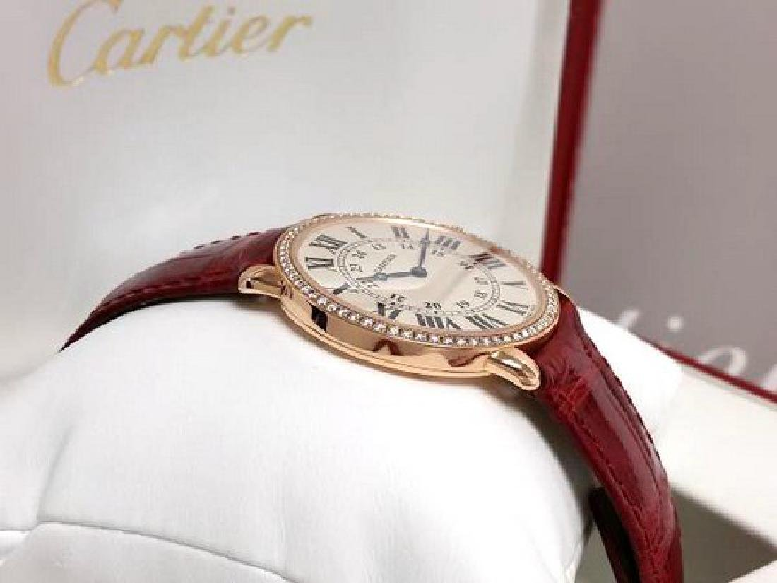 CARTIER WATCH LOUIS RONDE 36 de CARTIER - 2