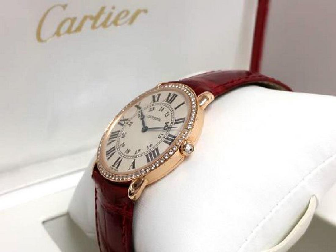 CARTIER WATCH LOUIS RONDE 36 de CARTIER - 3