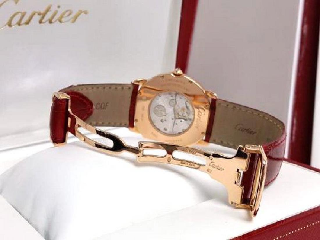 CARTIER WATCH LOUIS RONDE 36 de CARTIER - 4