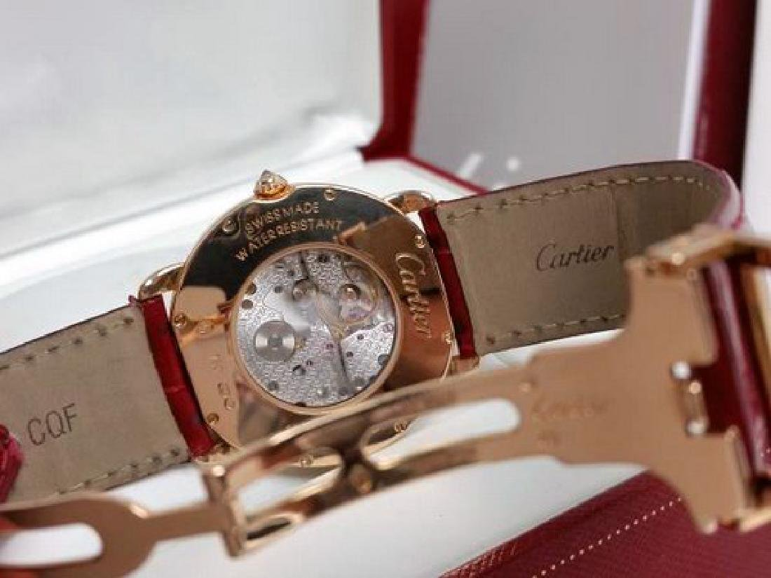 CARTIER WATCH LOUIS RONDE 36 de CARTIER - 5