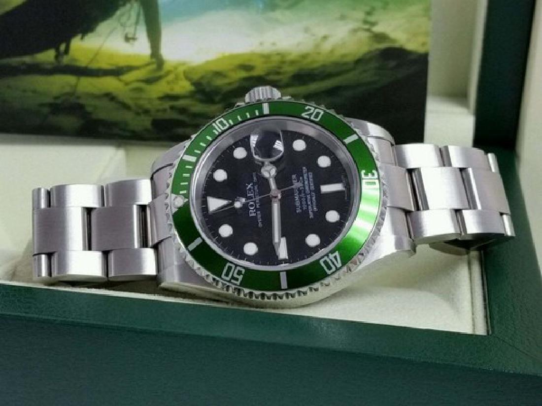 Rolex Watch Submariner Anniversary