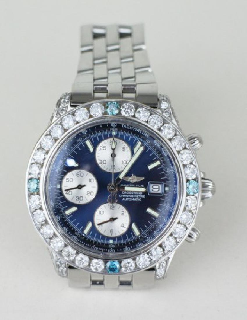 100% Authentic Luxury Brand: Breitling Watch Chanel