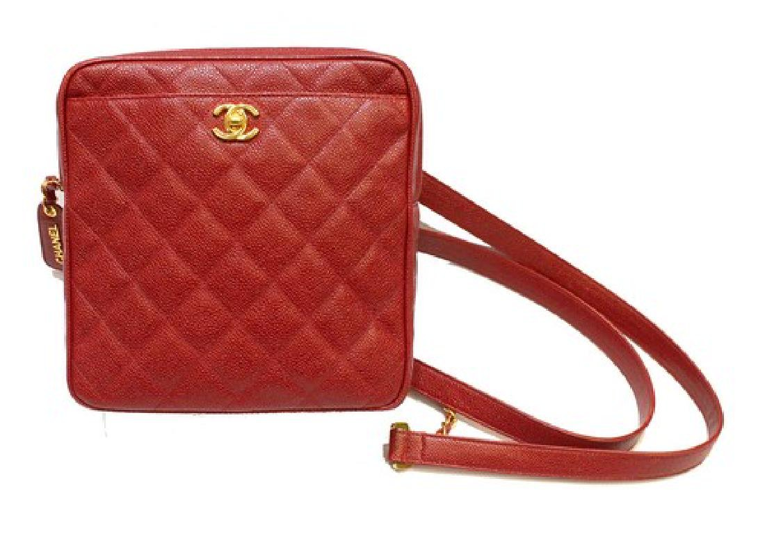 100% Authentic Luxury Brand: Chanel Vintage Chanel