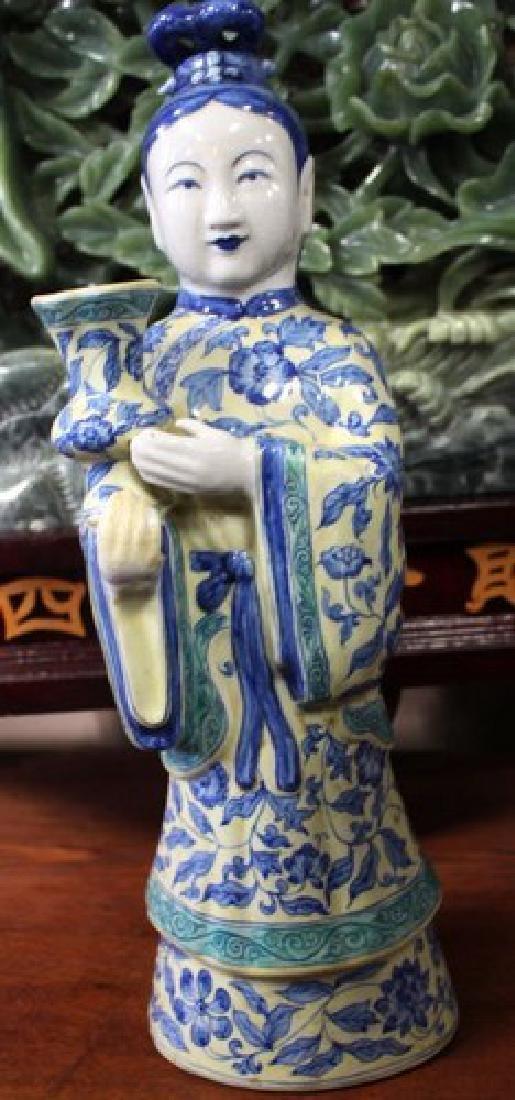 Chinese Ceramic Empress