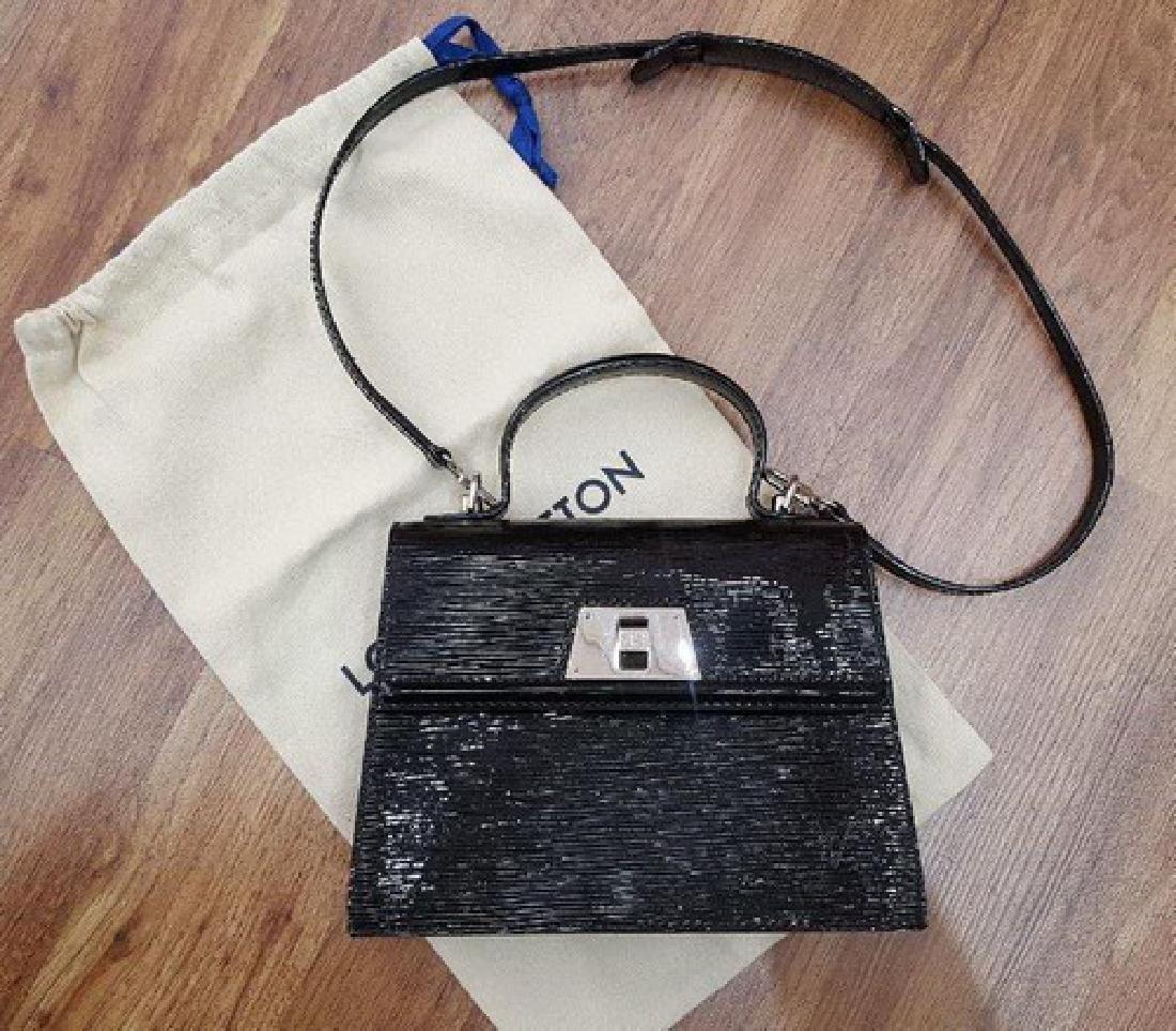 Authentic Louis Vuitton Electric Epi Designer Luxury