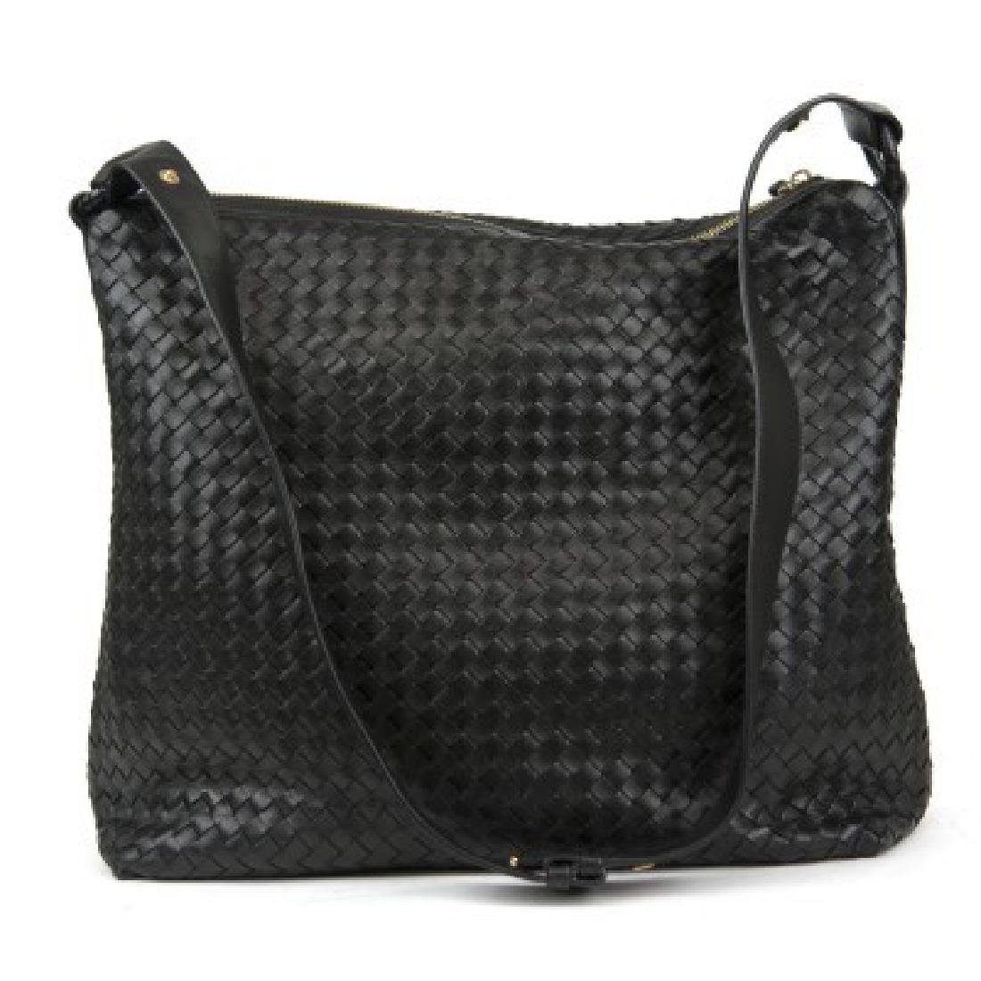 Bottega Veneta Iconic Messenger Handbag